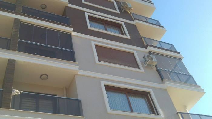 izmir balkon camlama