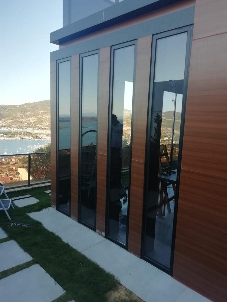 balçova ısıcamlı cam balkon