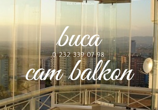 buca cam balkon