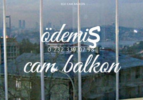 cam balkon ödemiş