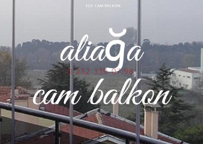 cam balkon aliağa