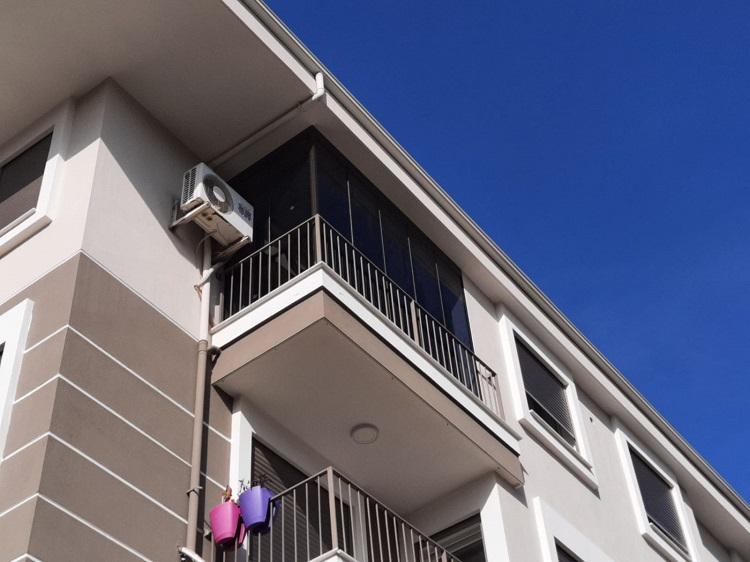 izmir balçova cam balkon