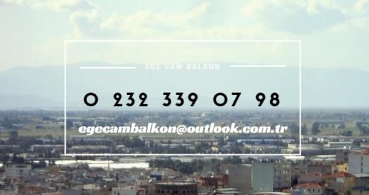çigli cam balkon iletişim