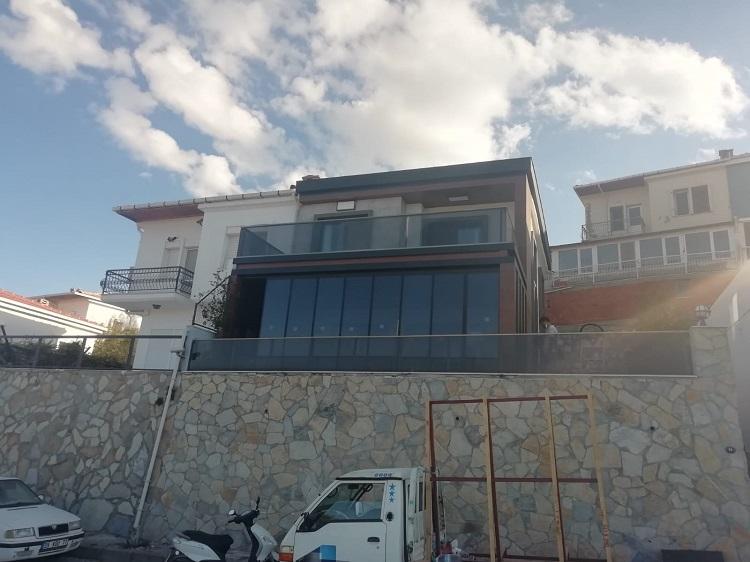 ısıcamlı balkon camlama