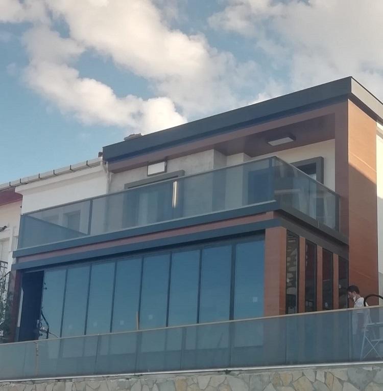ısıcamlı cam balkon balçova
