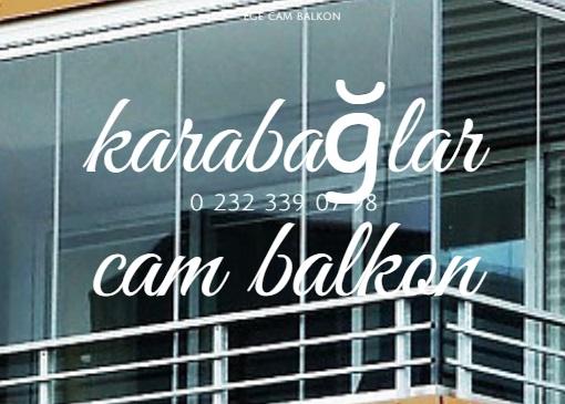 karabağlar cam balkon