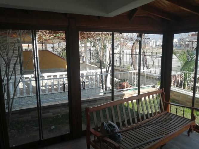 izmir çeşme cam balkon
