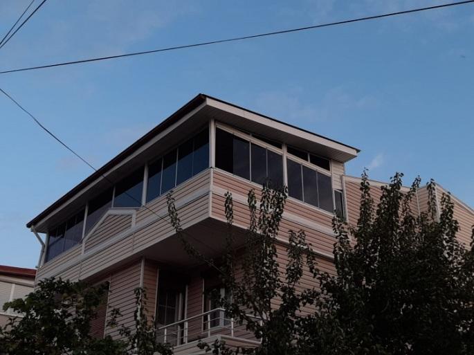 dikili cam balkon uygulaması 2