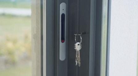 ısıcamlı cam balkon kilit sistemi